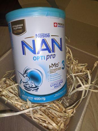 NAN optipro 3, нан оптіпро 3