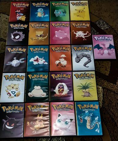 Pokemon sezon 1 HD DVD dubbing pl