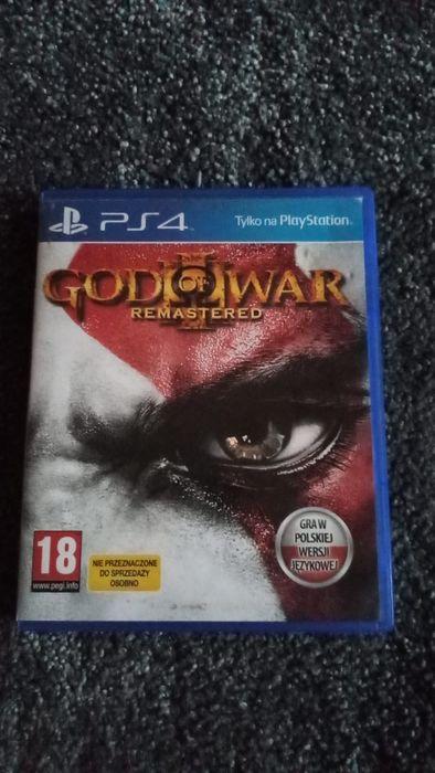 Gra na Ps4 God of War Remastered 3 Kędzierzyn-Koźle - image 1