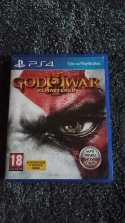Gra na Ps4 God of War Remastered 3