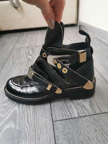 Balenciaga ботинки 'Ceinture' ботильоны