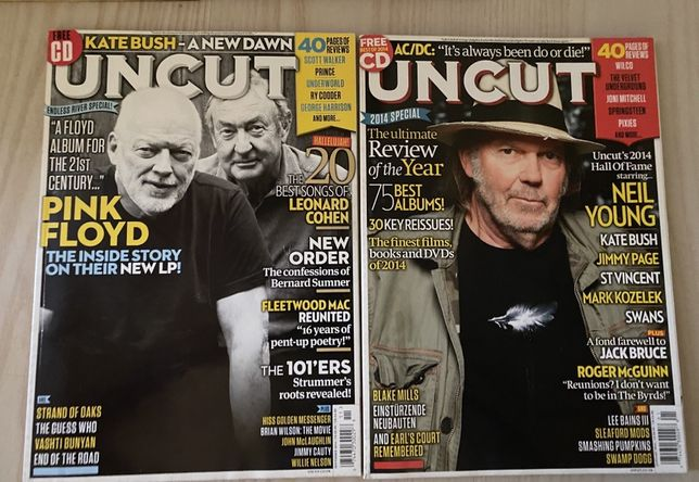 Uncut Pink Floyd + Neil Young