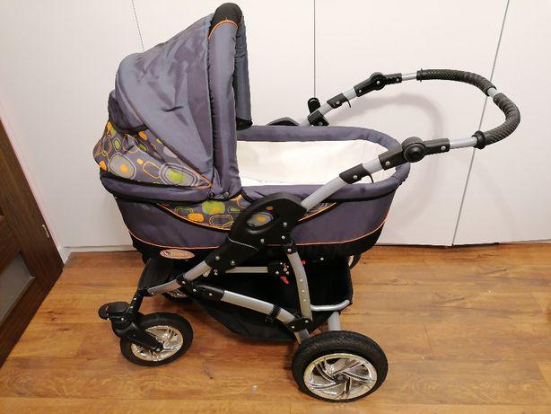 Wózek dziecięcy - trzyczęściowy