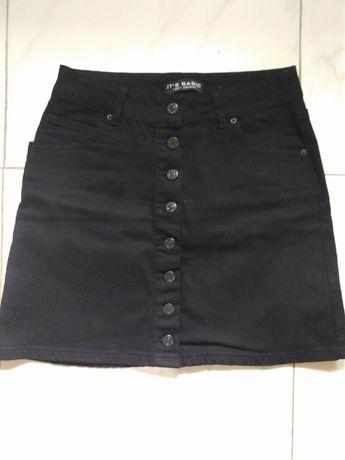 Юбка джинсовая 46-48 размер