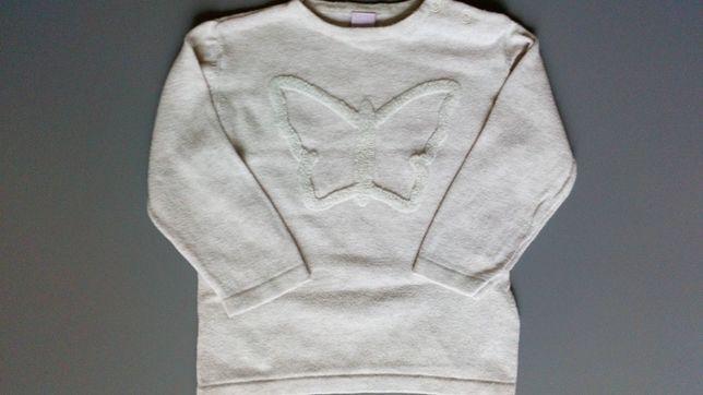 DopoDopo,sweterek,sweter rozm.74