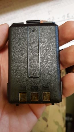 Bateria do radia Baofeng 3800mAh BL-5