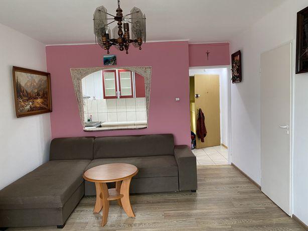 Wynajme dwupokojowe mieszkanie na ul. Krakowska 43, umeblowane!