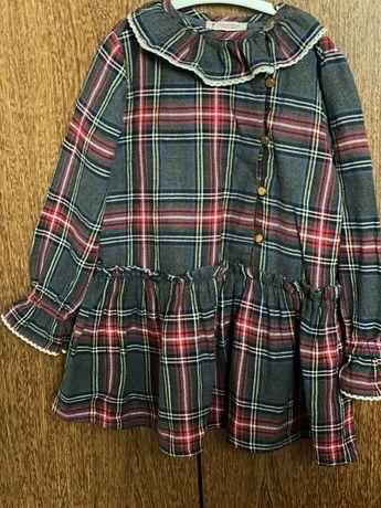 Vestido Lanidor 4 anos