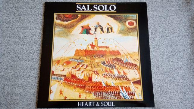 SAL SOLO-Heart & Soul RARE (Classix Nouveaux) Depeche Mode 1 PRESS EU