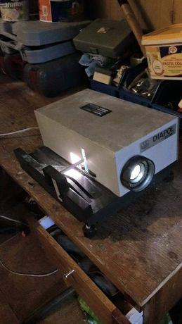 Stary projektor sprawny+ zdjecia