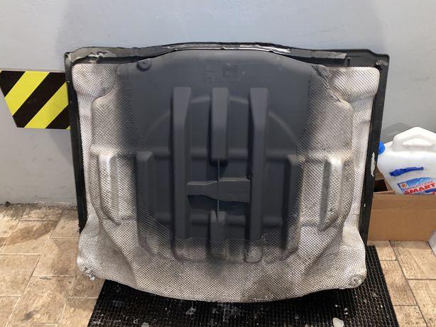 Выхлоп, глушитель, банки, ниша, корыто VW Volkswagen PASSAT B6/B7/CC