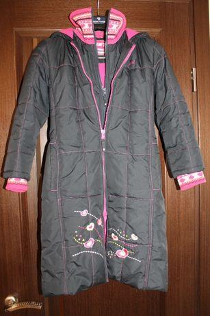 Зимнее пальто для девочки Gusti Boutique