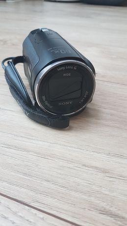 Kamera sony HDR-pj620 projektor