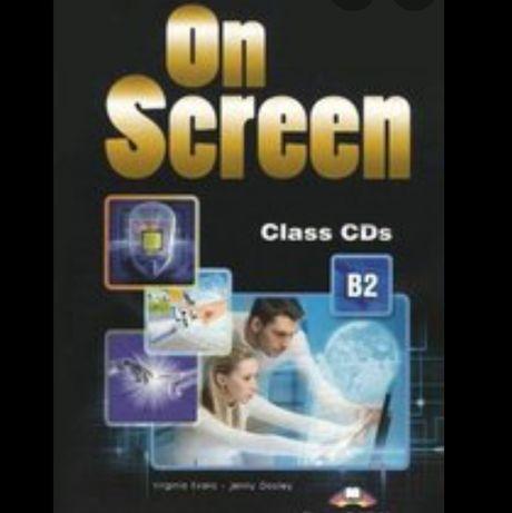 on screen cd сиди аудио 1, 2 ,3 ,b1, b1+ b2, b2+,c