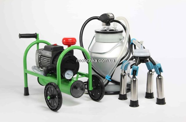 Доїльний Апарат «Бурьонка – 1» 1500 об/хв. Доильный аппарат