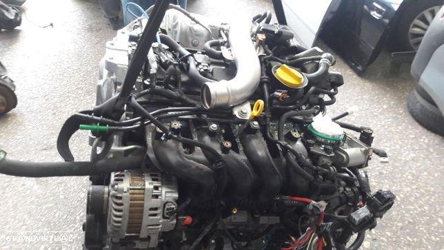 Motor e Caixa de Velocidades Renault Clio 4 IV RS Trophy