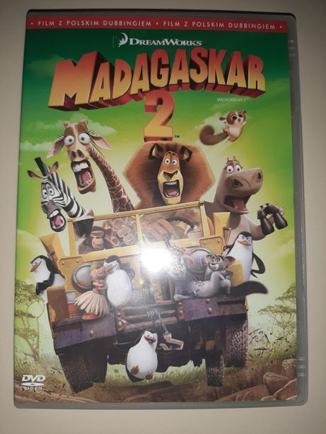 Film DVD Madagascar 2