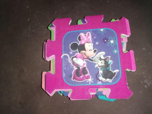 Puzzle piankowe dla dzieci