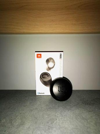 JBL free X, idealny stan, słuchawki bezprzewodowe