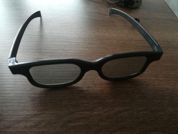Поляризационные 3D очки ( для 3D телевизоров ) 4 шт.