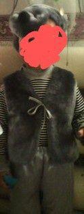 Карнавальный костюм водка на новый год