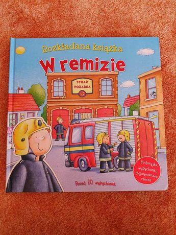 Książka rozkładana dla dzieci