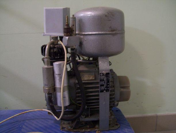 Sprężarka kompresor stomatologiczna Chirana olejowa cicha do aerografu