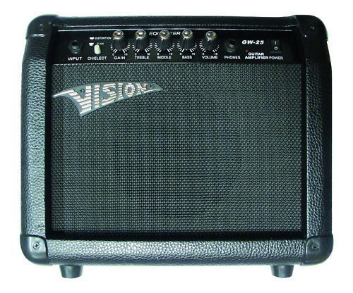 Amplificador para guitarras elétricas GW25/40Watt MSA - NOVO