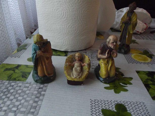 figurki z szopki bożonarodzeniowej