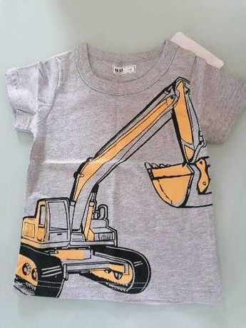 T shirt menino, 2 anos