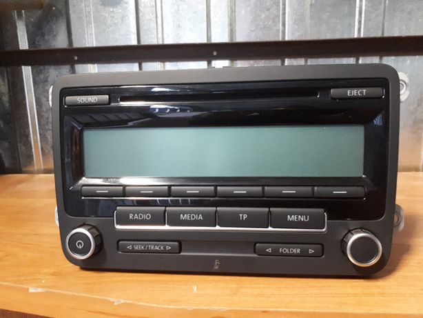 Radio Vw blaupunkt