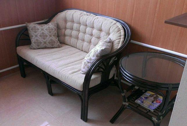 Мебель из ротанга. Новая, крепкая, качественная.