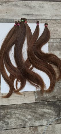 Włosy naturalne 30 cm