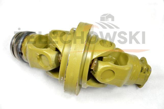 Przegub szerokokątny dwukrzyżakowy homokinetyczny 830Nm cytryna 39,7mm