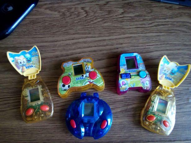 Игры Sega McDonald's