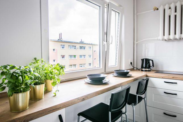 Eleganckie mieszkanie - 4 niezależne pokoje - bez prowizji – Grunwald