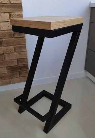 Krzesełko barowe Hoker Z - loft