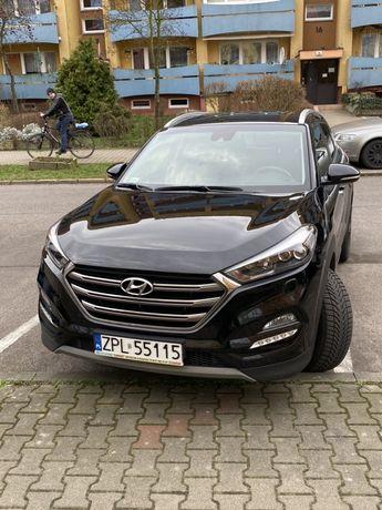 Sprzedam Hyundai Tucson II 2018 pierwszy właściciel, 100% bezwypadkowy
