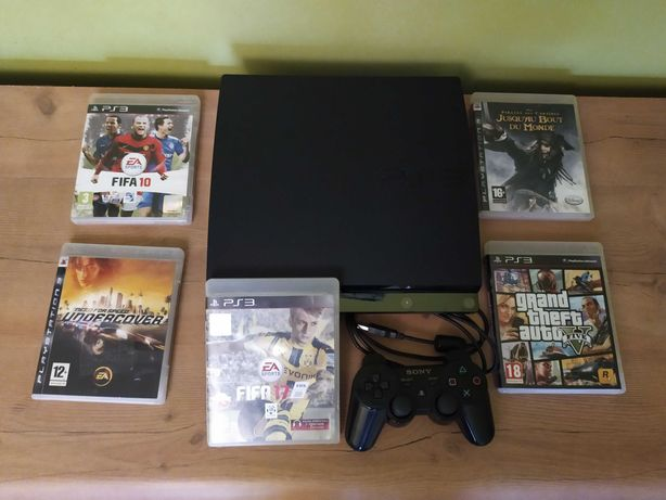 Konsola PS3 Playstation 3 Slim