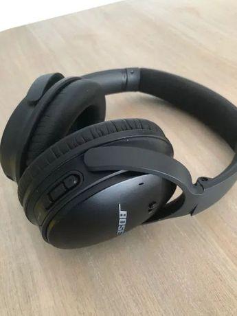 Bose QuietComfort 35 cancelamento de ruido