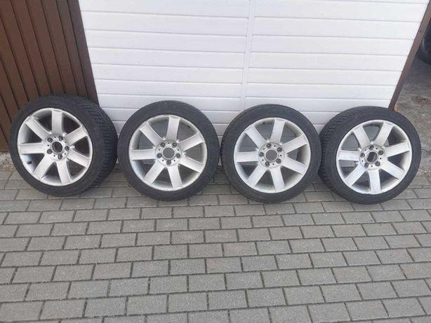 Koła zimowe BMW 255/45 R17