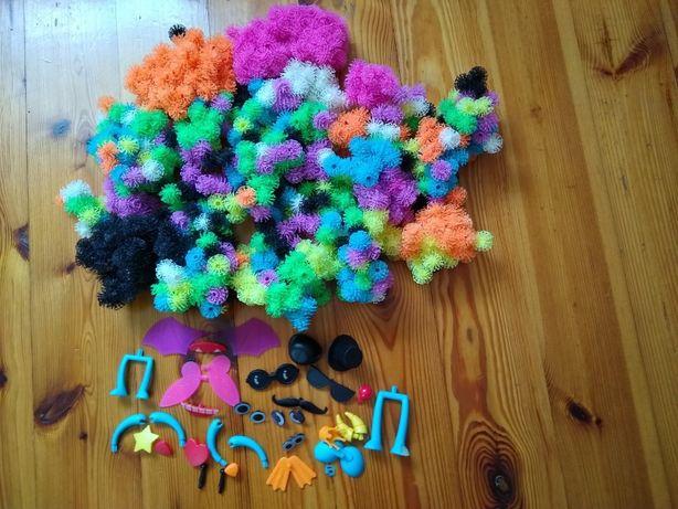Bunchems rzepy kreatywna zabawka