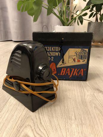 Projektor/rzutnik Bajka
