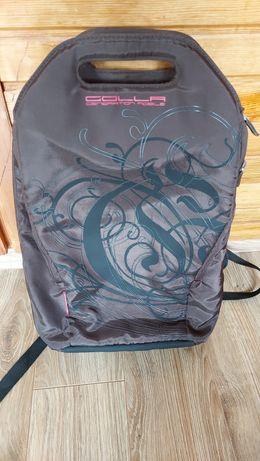 Plecak na laptopa szkolny Golla