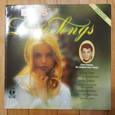 Elvis, Elvis' Love Songs, Ger, 1980, bdb+