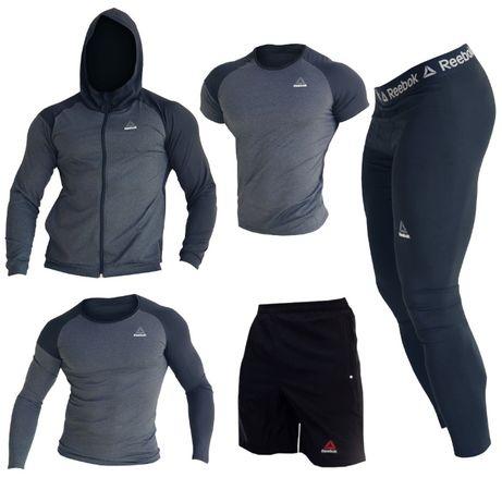 Компрессионная одежда для зала Одежда для тренировок Компрессионка
