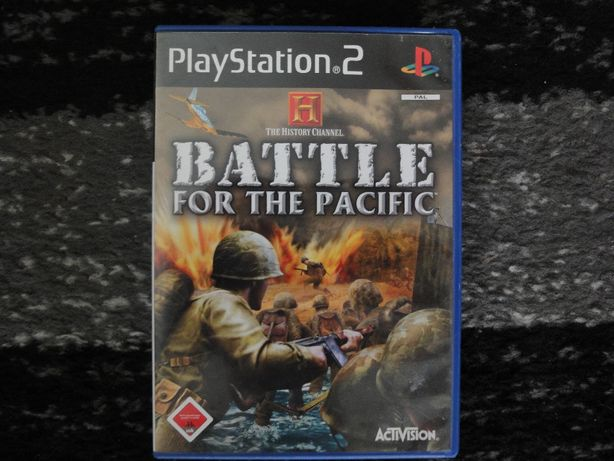 The History Channel: Battle for the Pacific - gra na PS2