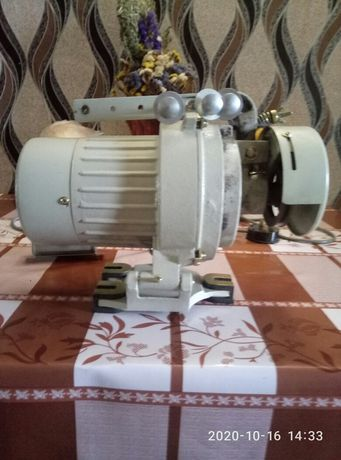 Продам швейный мотор Сервер 380V,промышленный