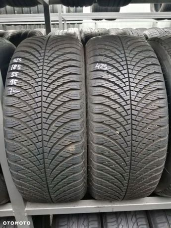 185/55R15 (425) GOODYEAR VECTOR 4SEASONS. 7mm