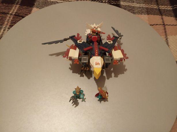 Лего Lego Legends of Chima Огненный орел Эрис (70142) оригинал
